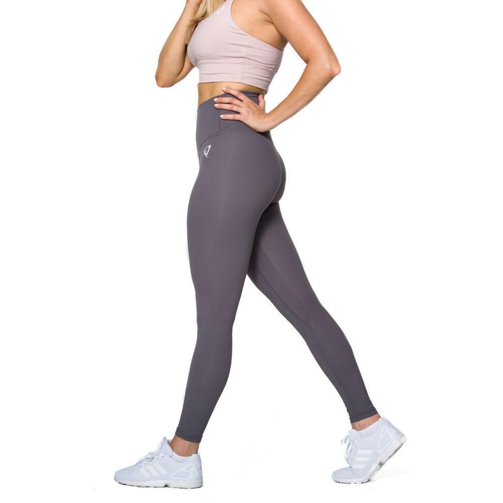 Fitness Junkies Leggings: SZÜRKE DREAM LEGGINGS