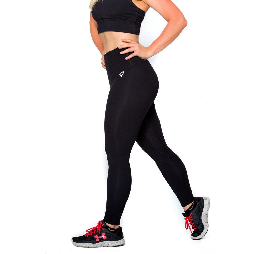 Fitness Junkies Leggings: FEKETE DREAM LEGGINGS
